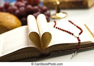 símbolo, cristianismo, religión