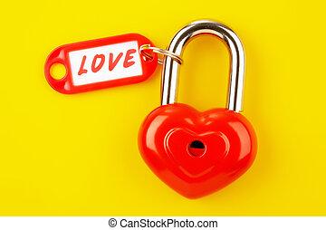 símbolo del amor