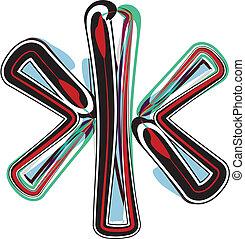 símbolo, ilustración