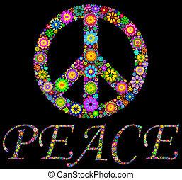 símbolo paz