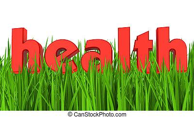 símbolo, saúde
