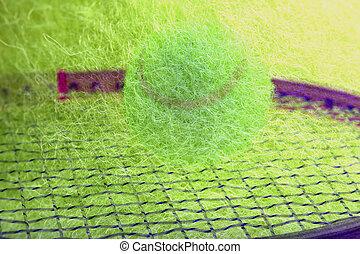 símbolo, tênis