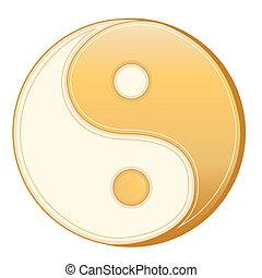 símbolo, taoísmo