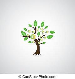 símbolomonetario, árbol