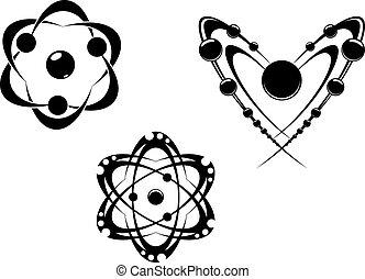 símbolos, ciência