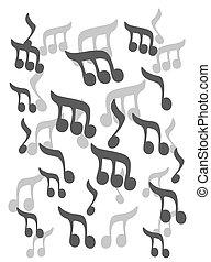 símbolos, música