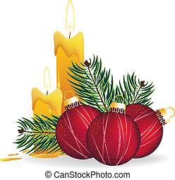 símbolos, navidad