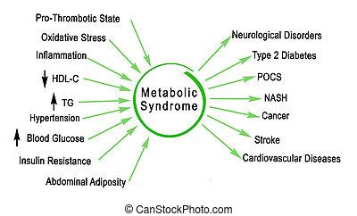 síndrome, metabolic