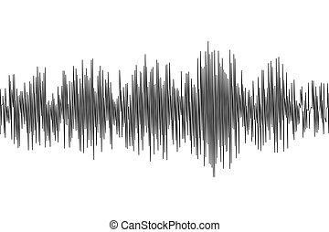 sísmico, ondas