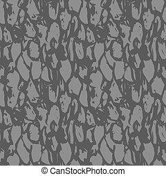 sólido, padrão, pedra, cinzento, seamless