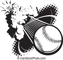 sónico, beisball, auge