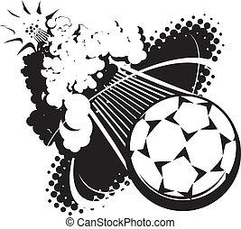 sónico, futbol, auge, pelota