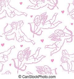 sóvárog, motívum, rózsaszínű