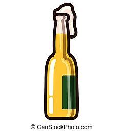 sörösüveg, ikon