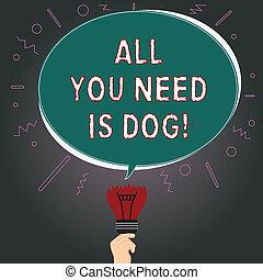 söt, alla, foto, idé, hund-, oval, behov, älskarna, skrift, anteckna, missat, anförande, ovanför, dig, valp, bubbla, vara, affär, få, visande, bruten, lök, dog., djuren, showcasing, icon., happier