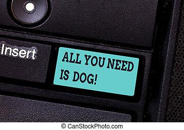 söt, alla, tangentbord, foto, hund-, dator tangentbord, behov, meddelande, älskarna, skapa, skrift, anteckna, intention, dig, valp, vara, affär, få, visande, nyckel, happier, dog., djuren, idea., tränga, showcasing