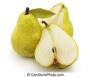 söt, päron