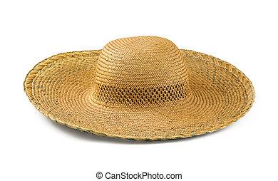 słomiany kapelusz