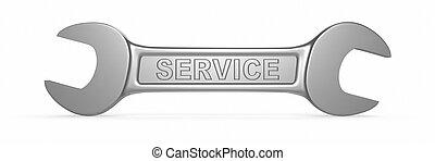 służba