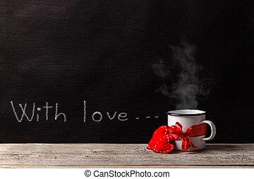s, láska, fráze