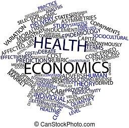 saúde, economia