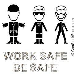 saúde, mensagem, segurança
