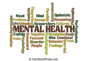 saúde, mental