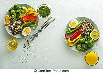 sałatkowe jadło
