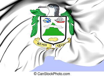 Saba Coat of Arms