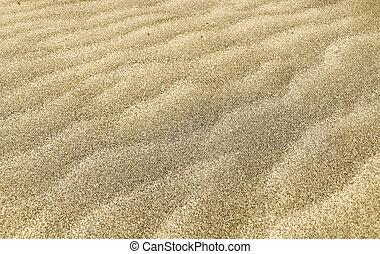 sabbia, fondo, primo piano, struttura