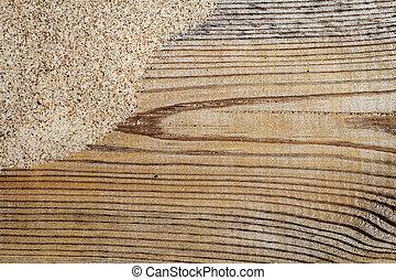 sabbia, legno, fondo