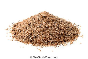 sabbia, mucchio