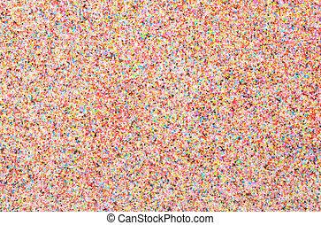 sabbia, quarzo, colorito