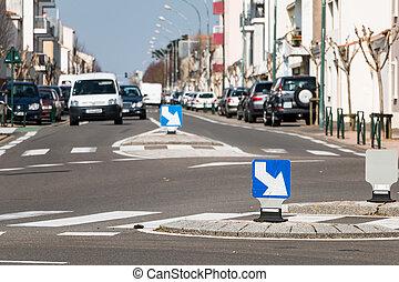 roundabout traffic circle rotary