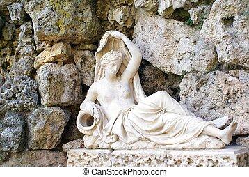 sabrina, statue, england