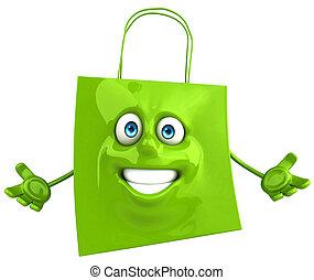 sac, achats