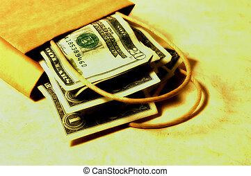sac argent, 3