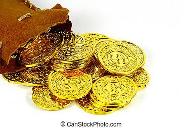 sacco, oro
