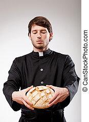 sacerdote,  bread