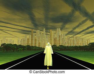 sacerdotes, viagem
