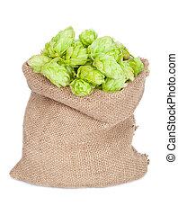 Sack of hops