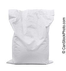 sack, plastik