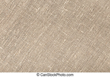 Sackcloth - Close-up view of sackcloth texture for...