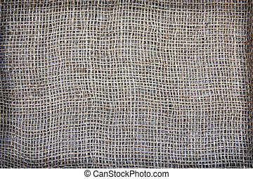 sackcloth textured for background