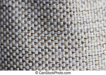 Sackcloth woven texture pattern background light cream yellow beige earth