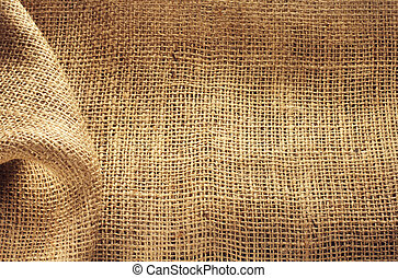 sacking, burlap, hessian