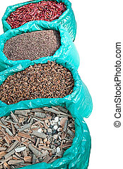 sacks of spices 8