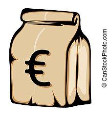 saco dinheiro