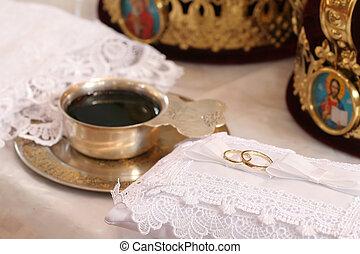 Sacrament of a betrothal