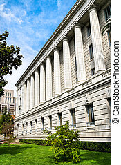 Sacramento Downtown Post Office and Federal Building - California, United States